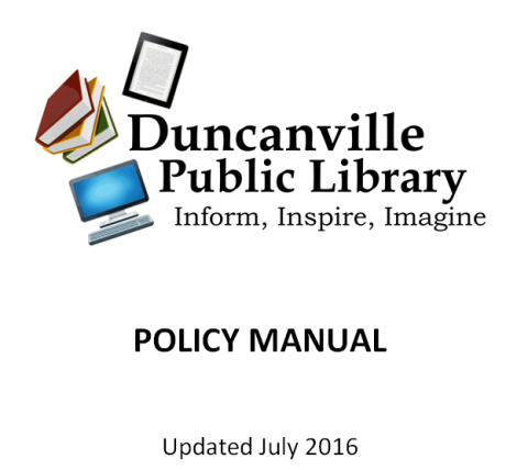 2016-07-07 library policy manual cover