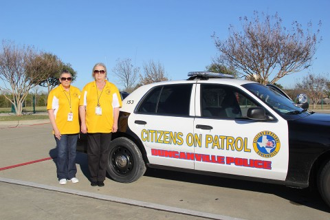 Citizens On Patrol women members