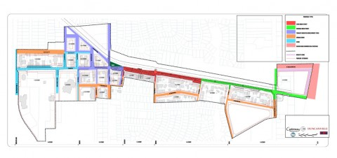 Main Street Regulating Plan