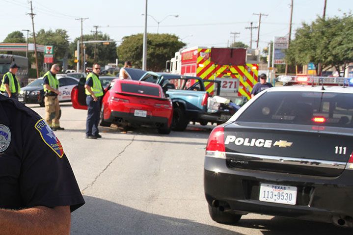 traffic-accident - City of Duncanville, Texas, USA