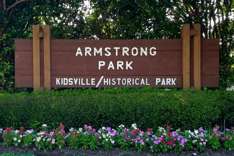 armstrong-park-sign