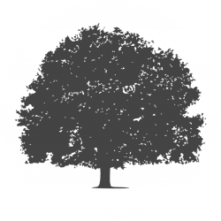 tree-white-circle-grey