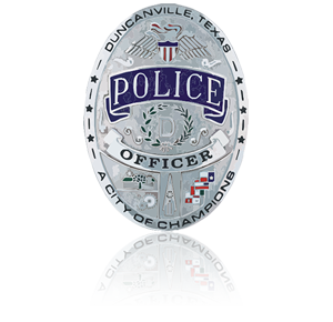 Duncanville PD Shield