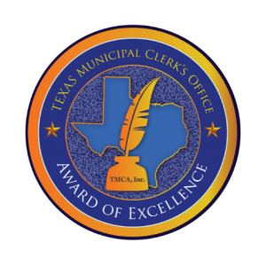 City of Duncanville City Secretary's Office Awarded Achievement of Excellence Award - City of Duncanville, Texas, USA