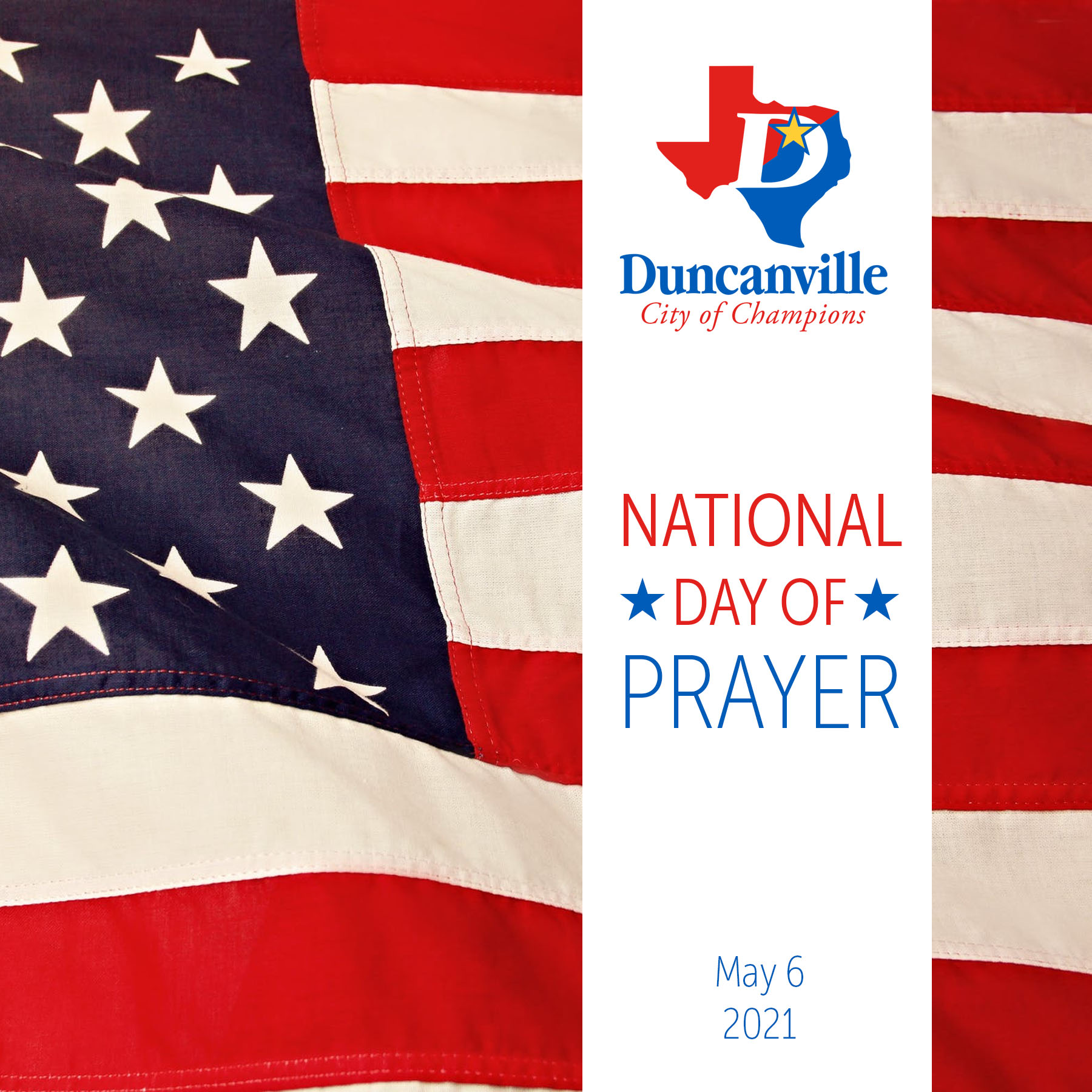 National Day of Prayer Event